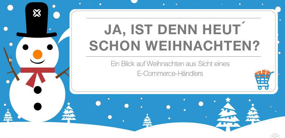 E-Commerce-Checkliste zu Weihnachten